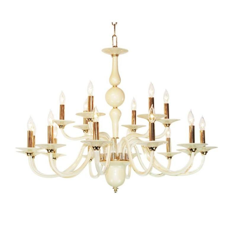 Details About New Bianca 18 Wh Bk Light Chandelier White Black Finish Trans Globe Lighting